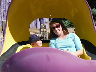 Fun at Calaway Amusement park!