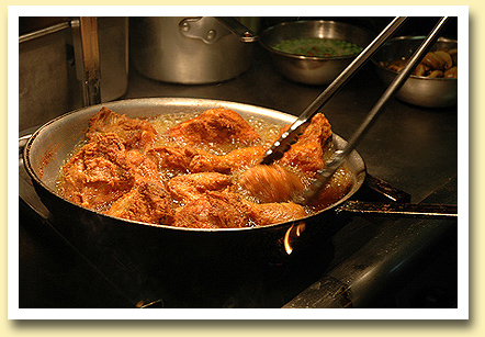 Fried Chicken Nirvana