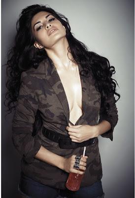 Jacqueline fernandez latest magazine photo shoot