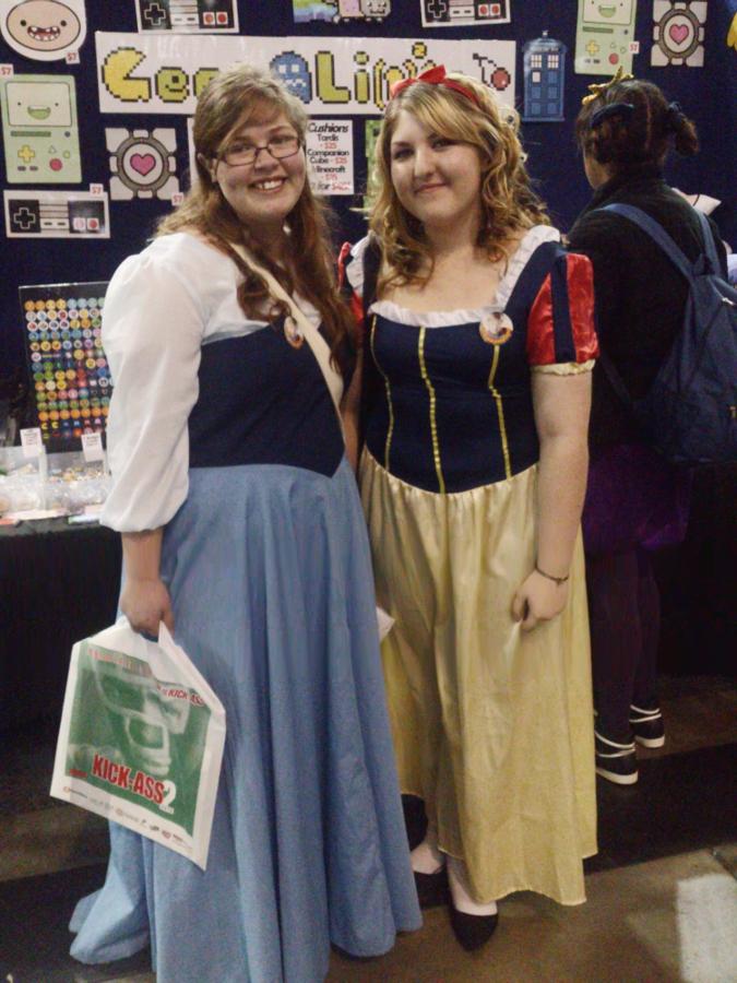 Disney Belle Snow White Cosplay