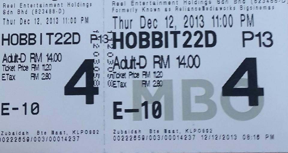 Film The Hobbit The Desolation of Smaug Memang Bagus