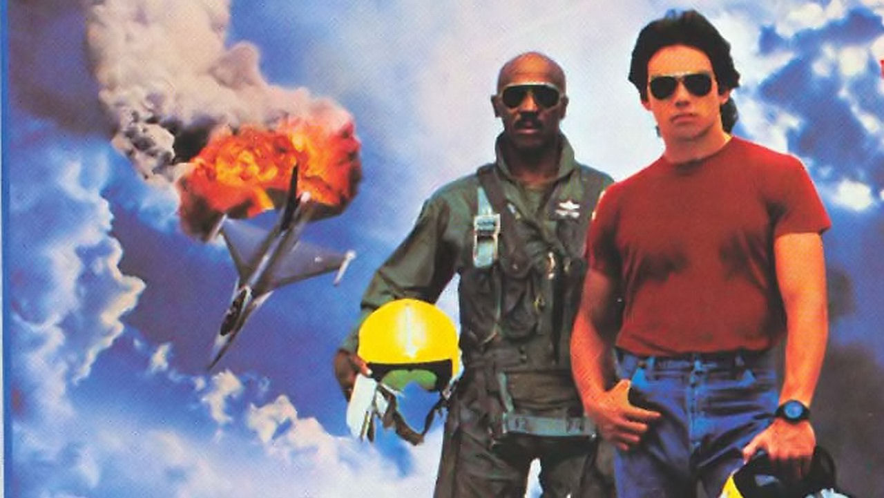 movie Iron Eagle was