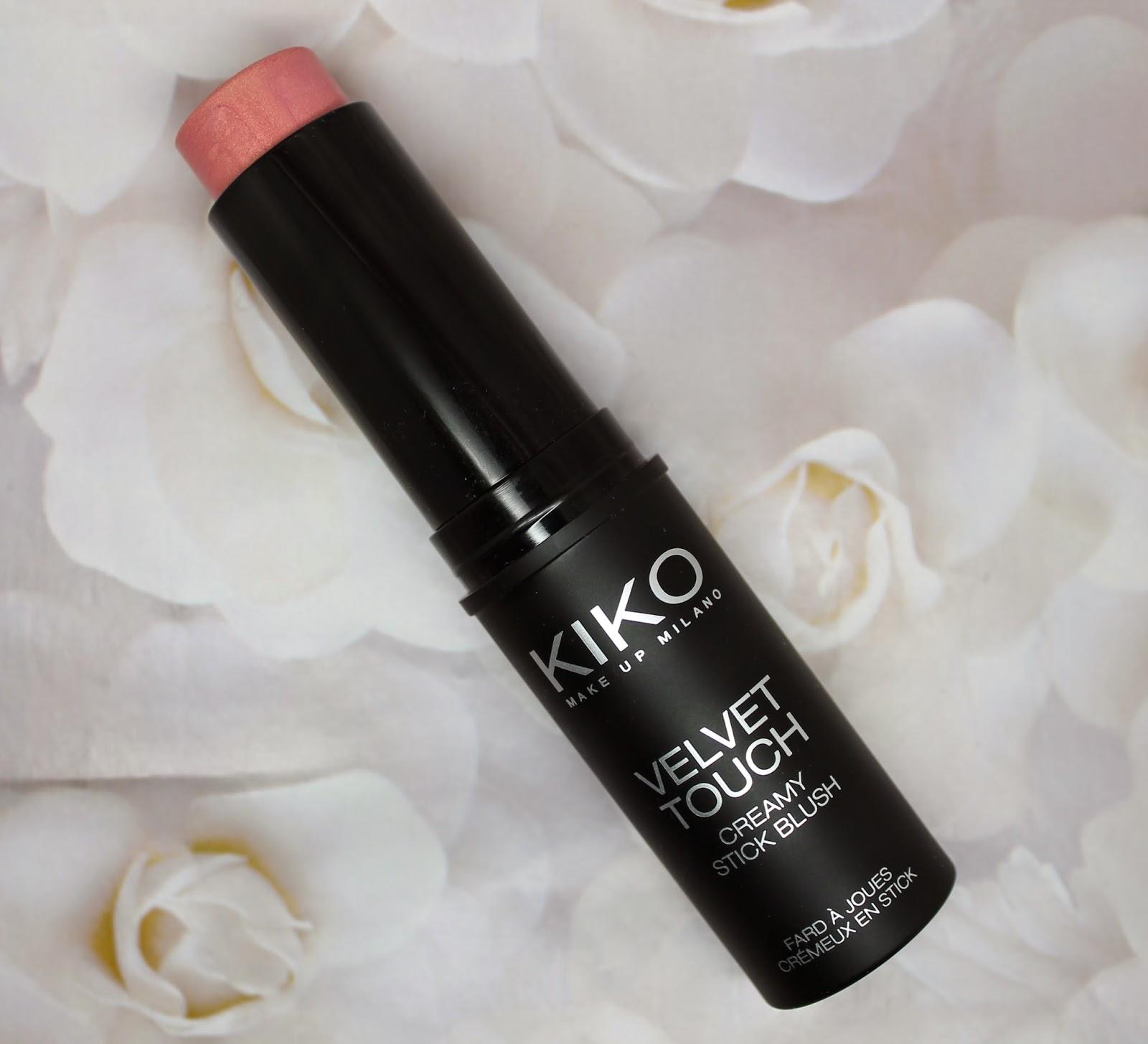 Kiko Velvet Touch Cramy Stick Blush