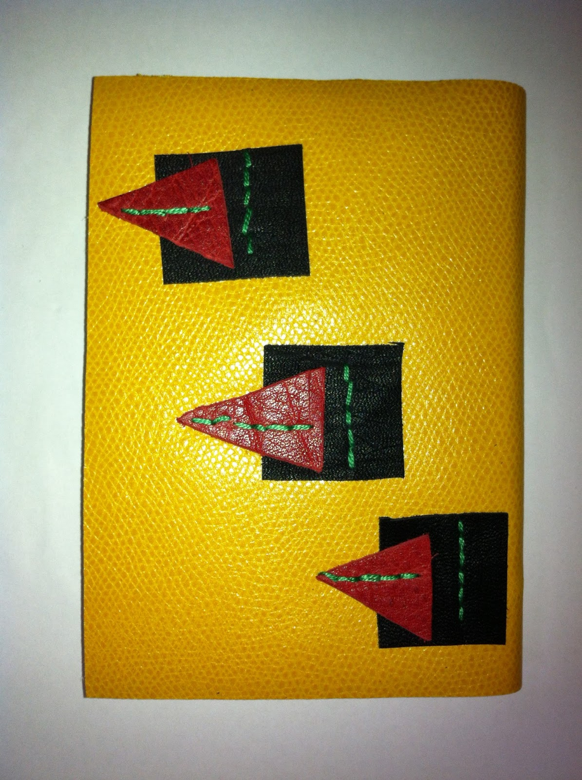 Meloleather Personalised Leather Book Workshop London 11/12