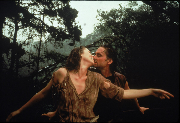 Now the 80s adventure Romancing the Stone is to get the remake    Romancing The Stone