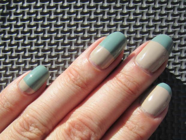 concrete and nail polish zoya