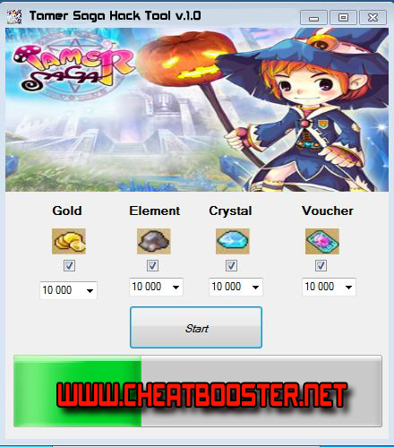 Download Hack Tamer Saga