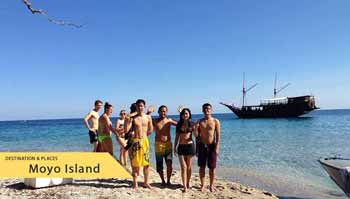 Pulau Moyo Komodo Tours Live on Board