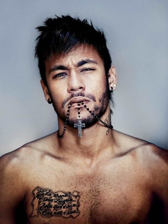 Neymar Jr Hairstyles Fashion