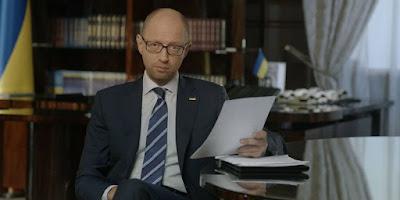 Премьер-министр Яценюк заявил, что выборы в Донбассе будут проведены только после выполнения Россией минских соглашений