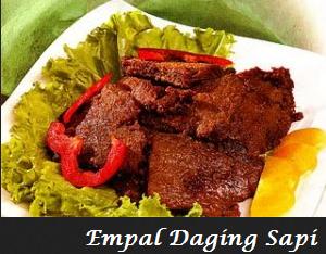 Resep Dan Cara Membuat Empal Daging Sapi Empuk
