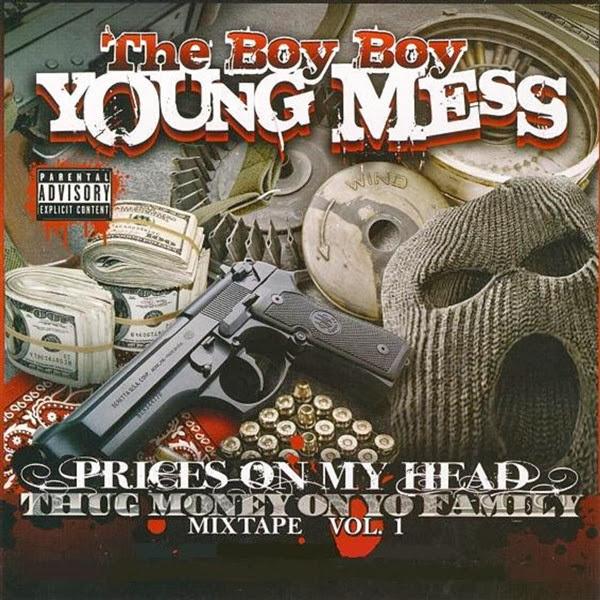 Messy Marv - Prices On My Head: Thug Money On Yo Family, Vol. 1  Cover