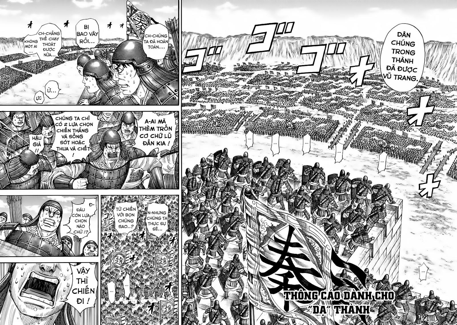 Kingdom - Vương Giả Thiên Hạ Chapter 332 page 3 - IZTruyenTranh.com