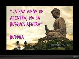 La paz según Buda