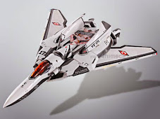 Figura DX Chogokin VF-171 Nightmare Plus EX Maruyama Armored Parts Set Edición Limitada Macross Fro