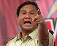 Biography of Prabowo