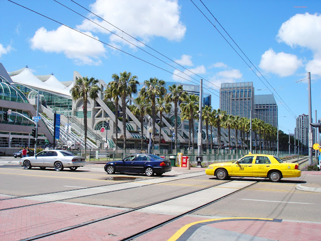 san diego convention center comic-con california