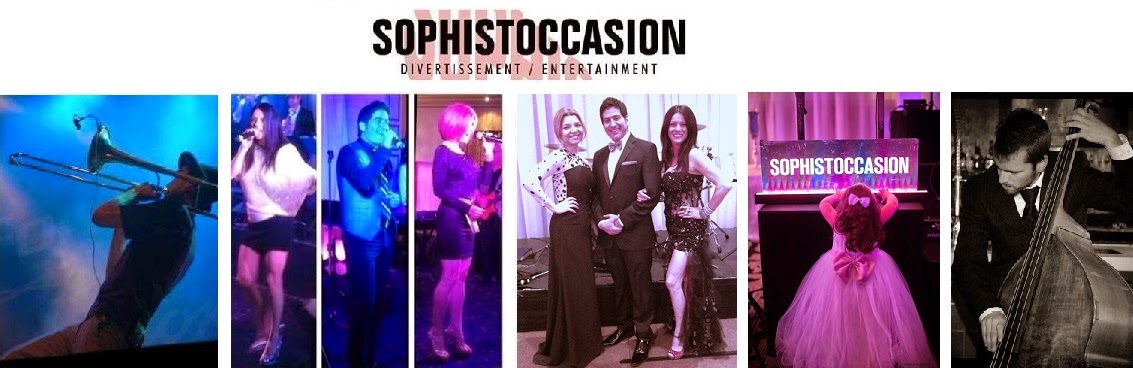 SophistOccasion Showband