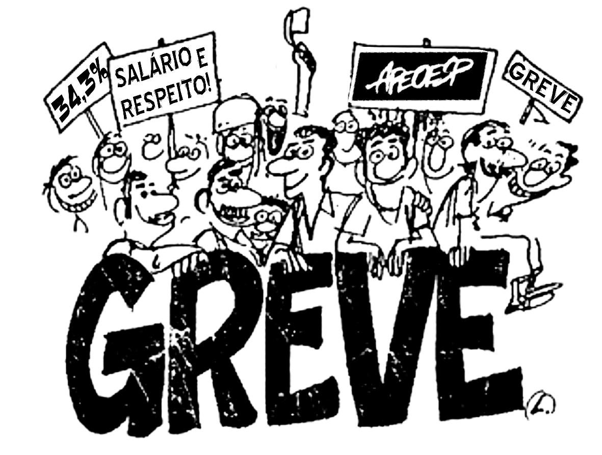 A luta é pra valer!: Sobre o direito de greve dos professores