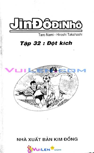 Jindodinho - Đường Dẫn Đến Khung Thành III Tập 32 page 1 Congtruyen24h