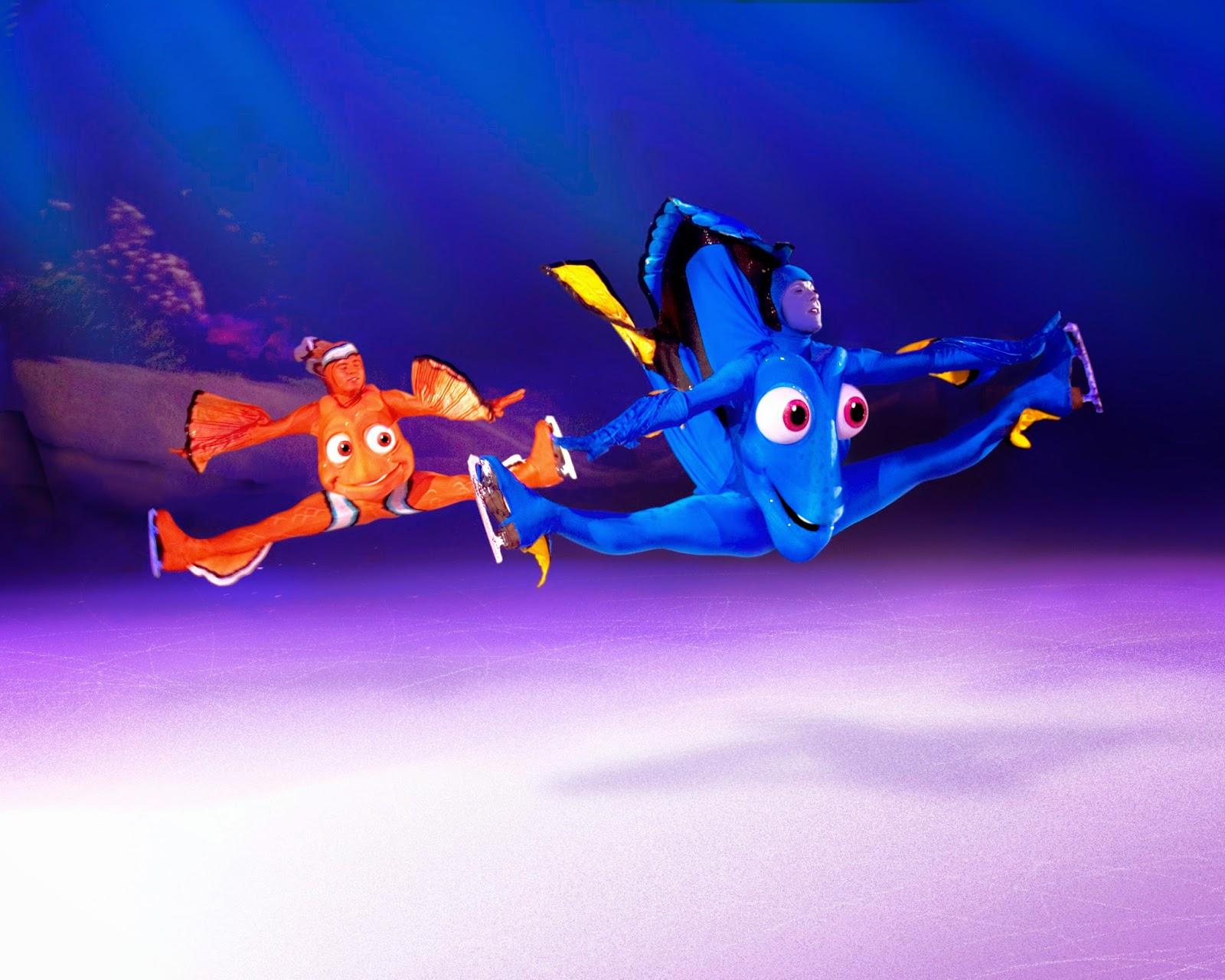 Feld Entertainment, Disney on Ice, The Arena at Gwinnett Center, Georgia, Gwinnett, Atlanta, ice skating, 100 Years of Magic,