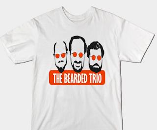 The Bearded Trio T-Shirt