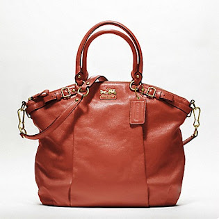 Ready Stock Coach 18641 Terracotta