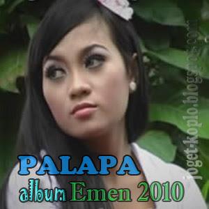 Palapa album Emen 2010