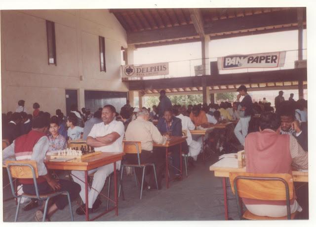 1993 Kenya Open at Braeburn School.