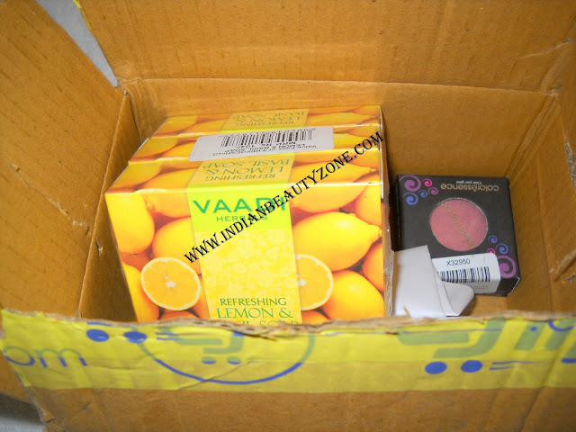 Flipkart.com beauty shopping review