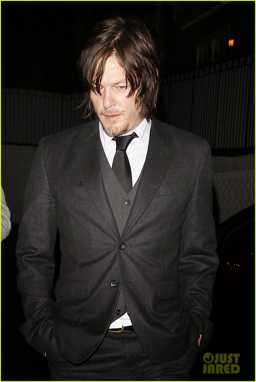 norman reedus leaving the walking dead