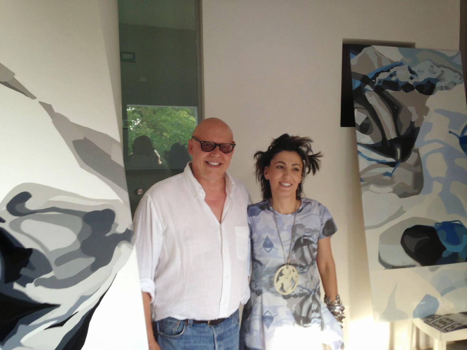 La stanza privata dell 39 arte by roberto milani a proposito for 7047 design hotel
