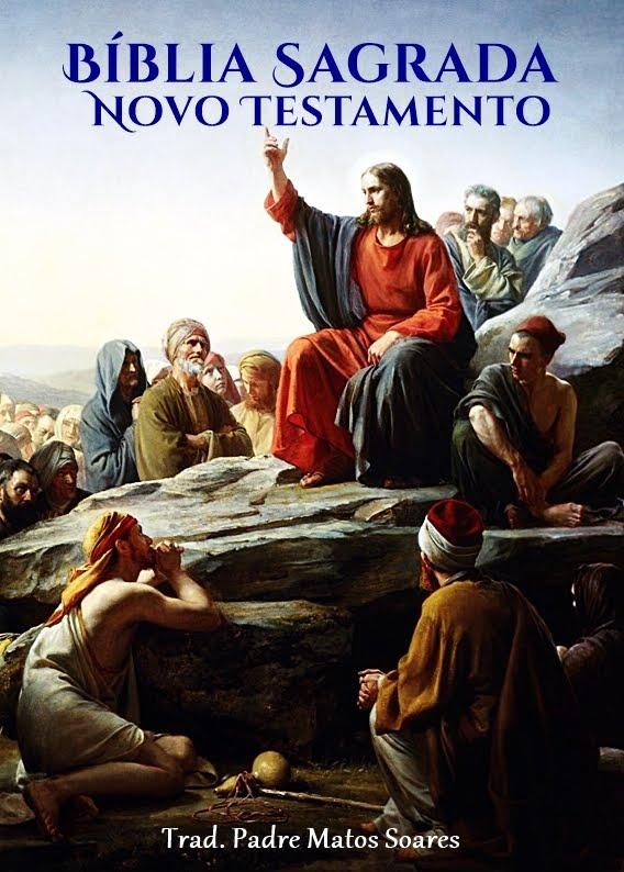 Bíblia Matos Soares - Novo Testamento
