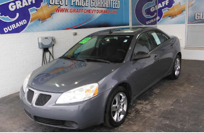 Used 2009 Pontiac G6 SE for Sale Near Fenton, MI