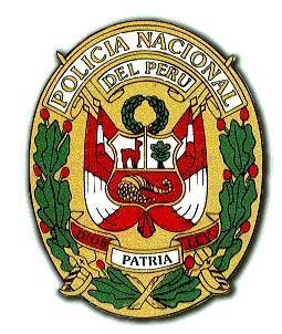 Homenaje a Héroes de la Pacificación Nacional (Policía Nacional)