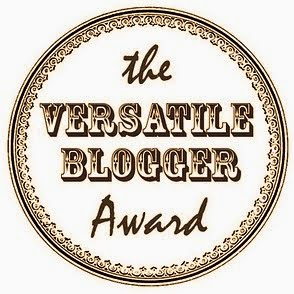 Premio Versatile Blogger Awart