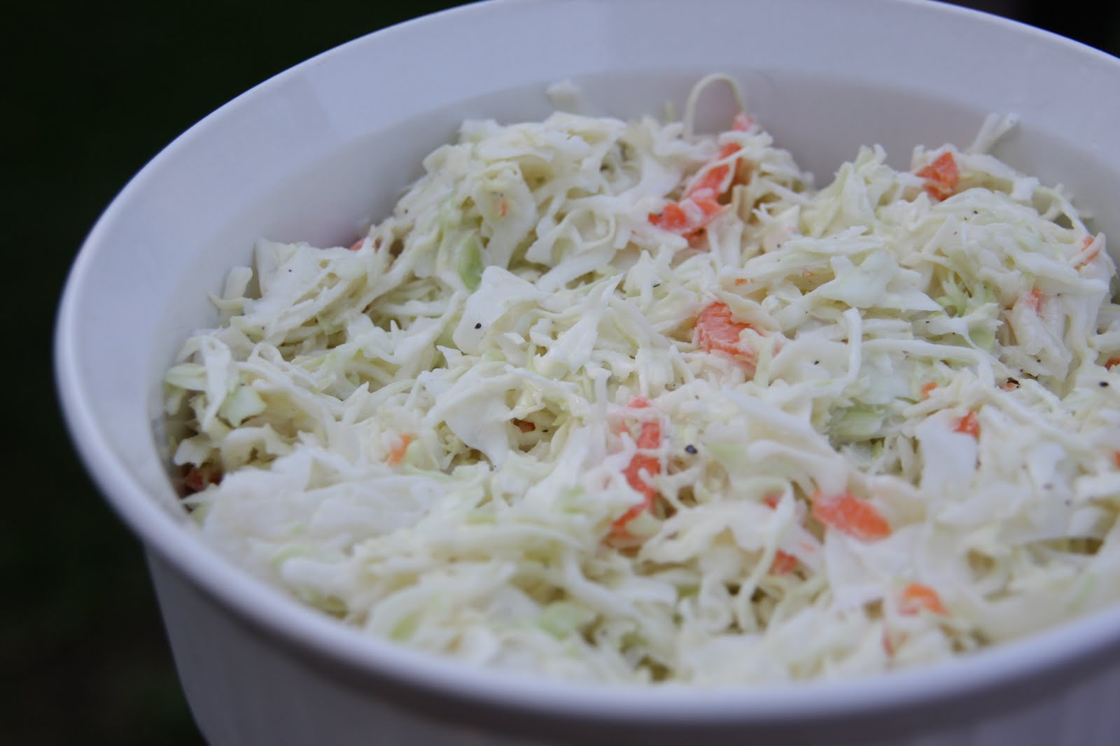 Little Spatula: Coleslaw