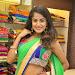 Anukruthi Glam pics in half saree-mini-thumb-4