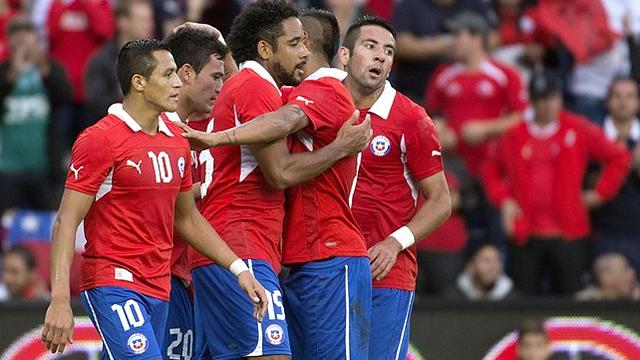 Kèo thơm dự đoán Chile vs Ecuador
