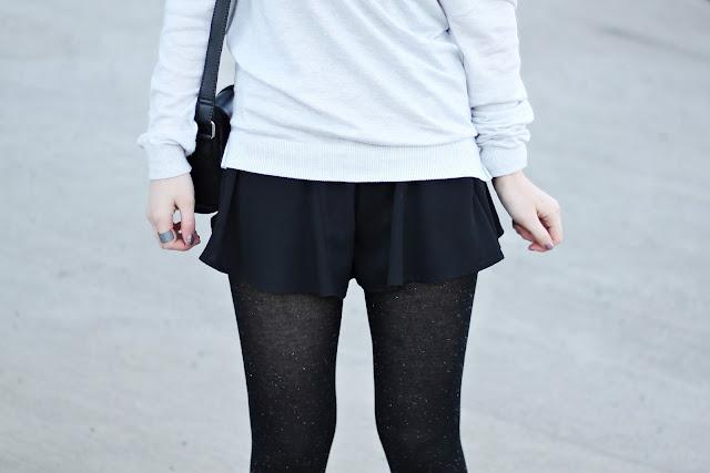 culottes short