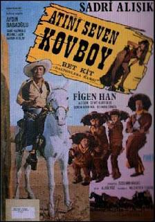 Atını Seven Kovboy izle - Sadri Alışık