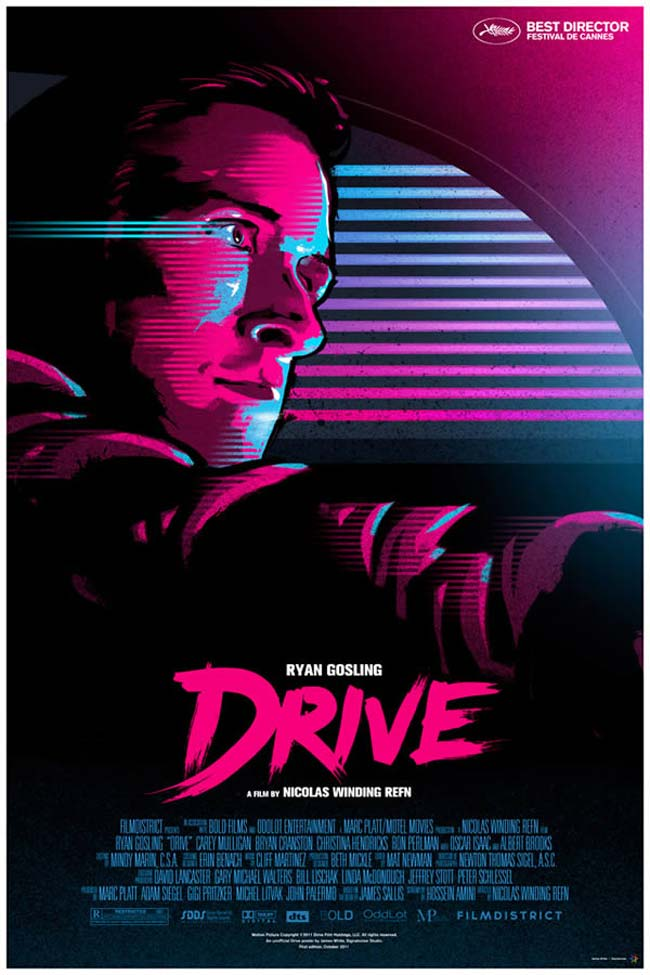 James White, Signalnoise, arte digital