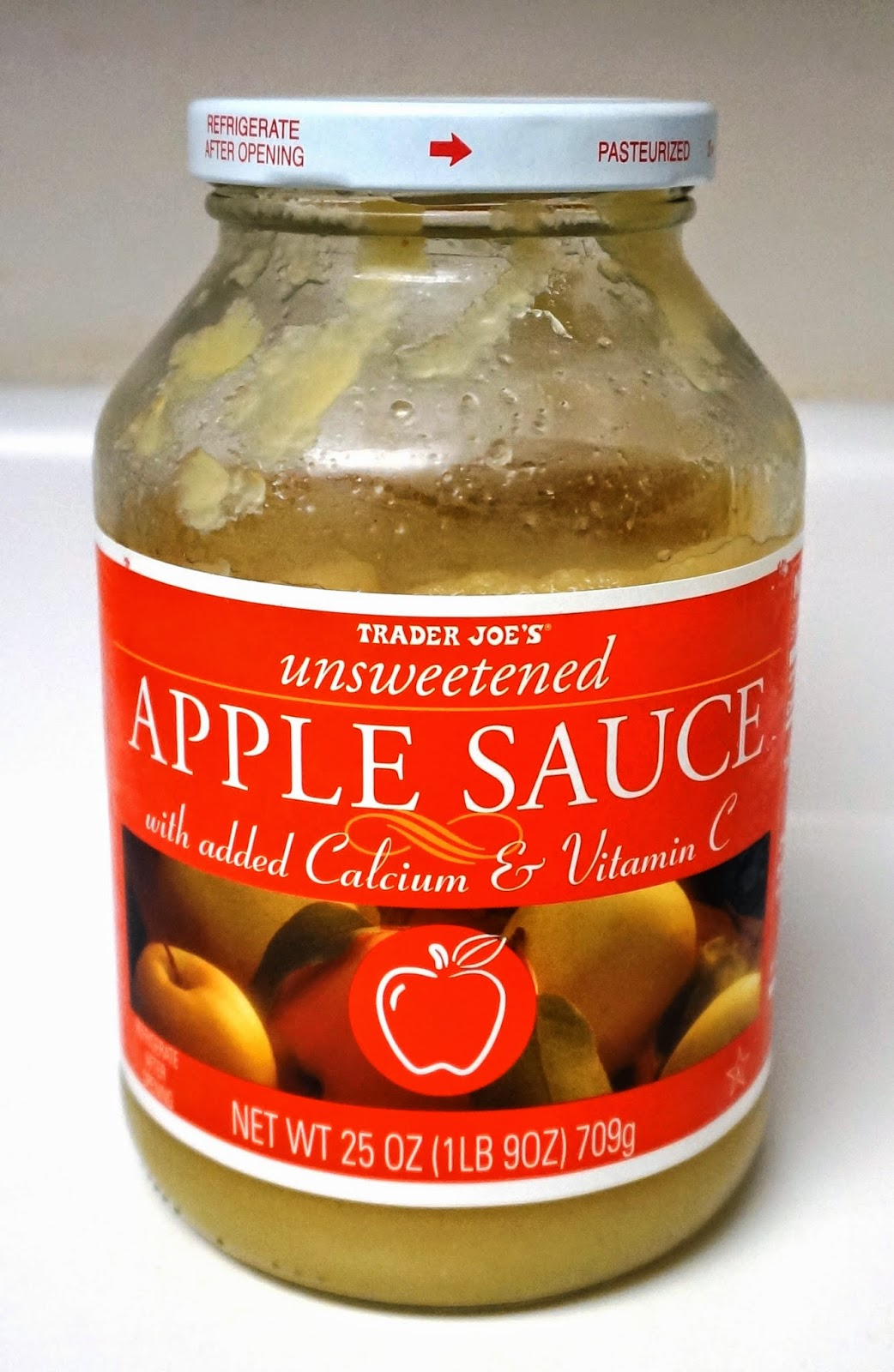 Exploring trader joe 39 s trader joe 39 s unsweetened apple for Trader joe s fish sauce