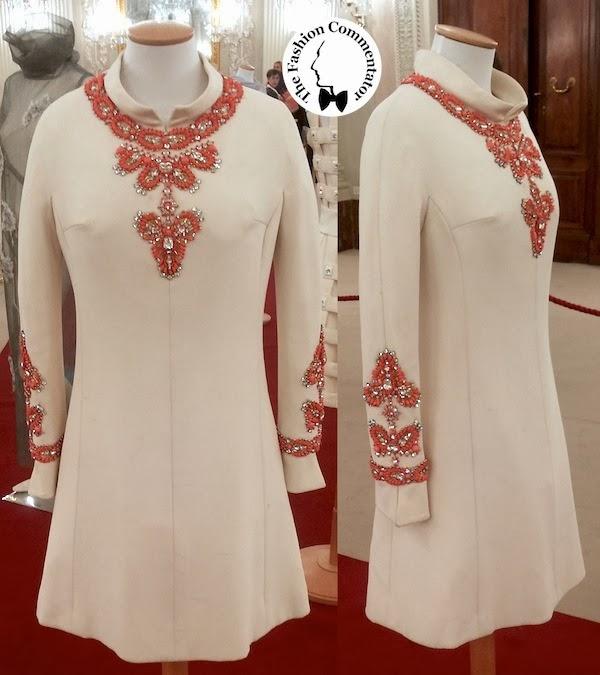 30 anni Galleria del Costume - Abito in crepe di seta, Valentino Couture, 1969, dono Banca di Cambiano