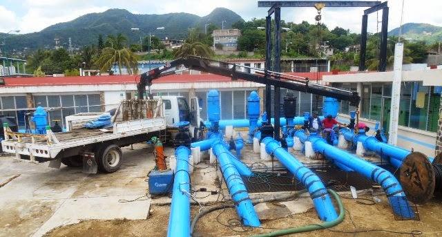 Acapulco hoy repara capama tuber a de agua potable - Tuberia agua potable ...