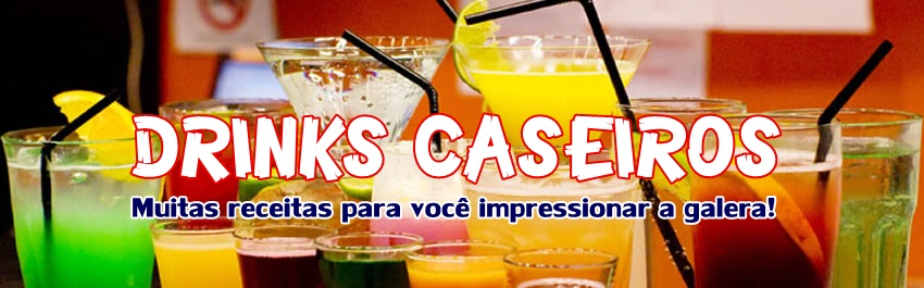 Drinks Caseiros