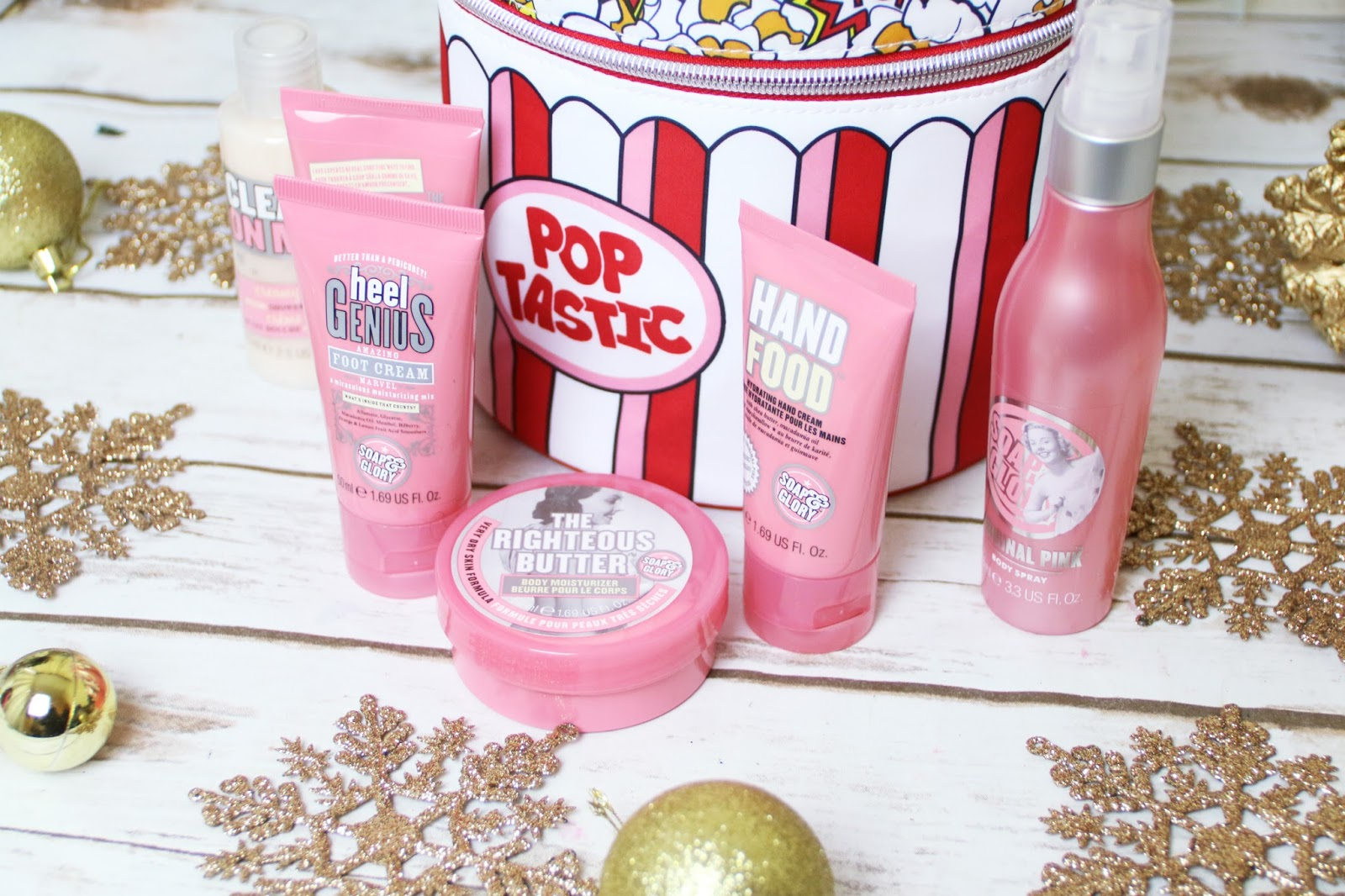 Soap And Glory Xmas Gift Set The Best Christmas Gifts Ampamp Irresistibubble Last Minute Guide Katie Snooks