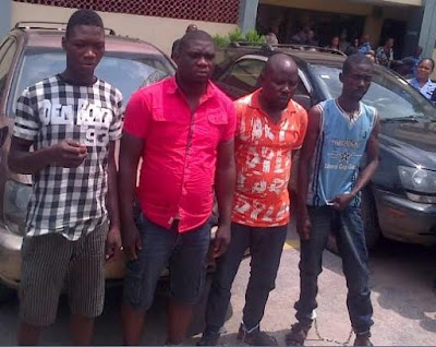 We were not led by a woman: Ikorodu bank robbers