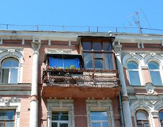 балкон уродство