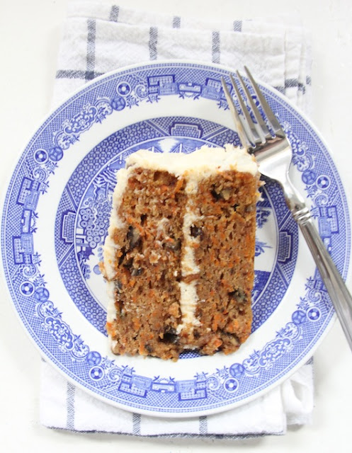 Gluten Free Carrot Cake from Sacramento Street and more of the best carrot cake recipes on MyNaturalFamily.com #carrotcake #recipe